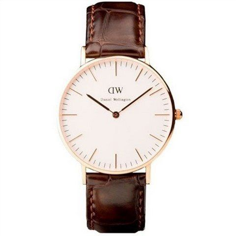 DW00100038 Daniel Wellington York Dameur