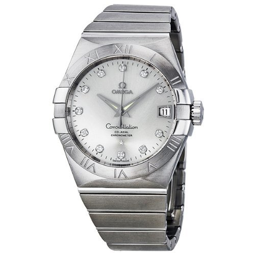 Omega Constellation Co-Axial 38mm Herreur 123.10.38.21.52.001