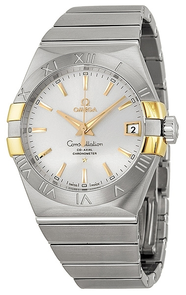 Omega Constellation Co-Axial 38mm Herreur 123.20.38.21.02.005